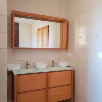 Arche de Pézenas - salle de bain